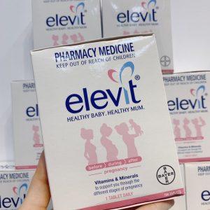 Elevit - Vitamin bà bầu