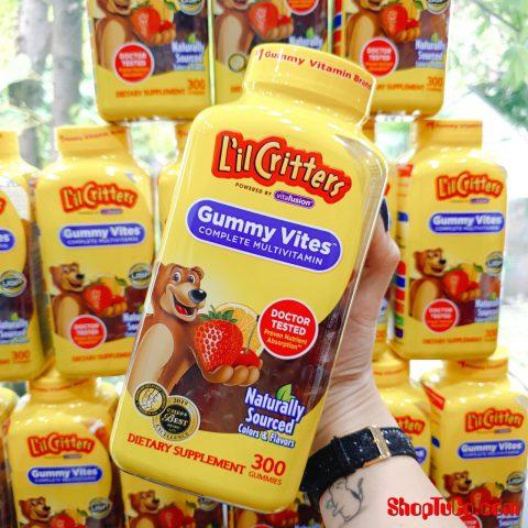 Kẹo Gấu Gummy Vites cho bé