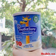 Sữa PEDIASURE GROW AND GAIN
