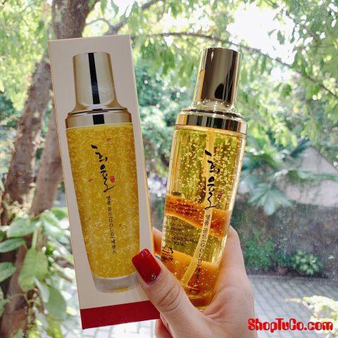 Tinh chất vàng cung cấp COLLAGEN cho làn da