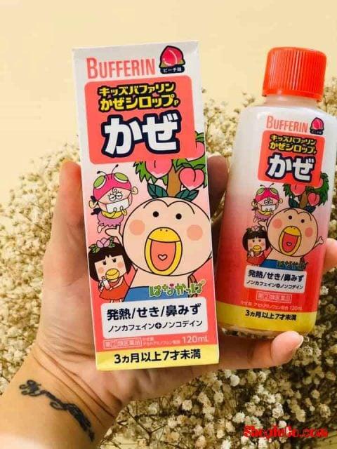 Siro Bufferin Nhật Bản