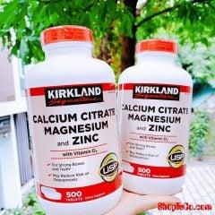 Kirkland Signature Calcium Citrate