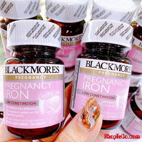 Viên Bổ Sung Sắt Blackmore Iron