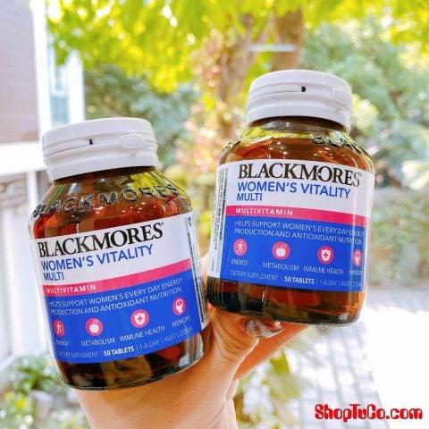 Vitamin tổng hợp cho nữ Blackmore