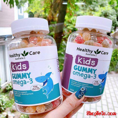 Kẹo Dẻo Gummy Omega 3