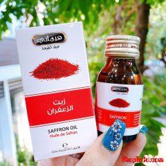 Tinh Dầu Saffron Oil