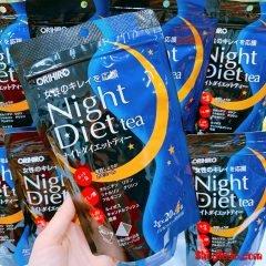 Trà Giảm Cân Night Diet Nhật