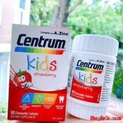 Centrum kid vitamin tổng hợp cho bé